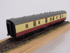 4845 BR Mk1 Parcels Full Brake  M80584 in Crimson and Cream